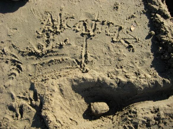 sand alcatraz