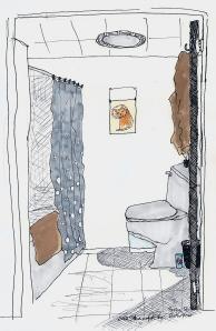 Spring St Bathroom