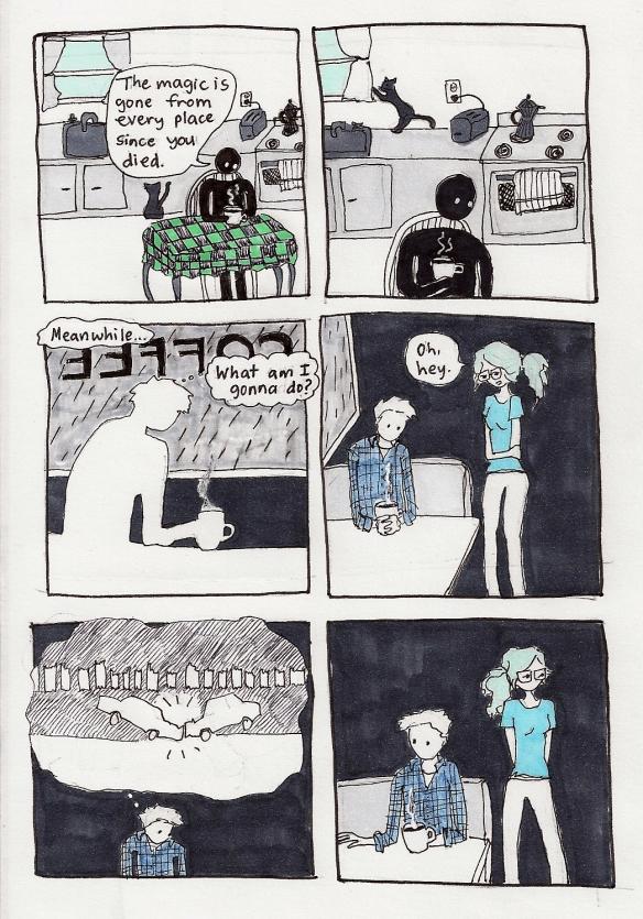 ghost girl - 6
