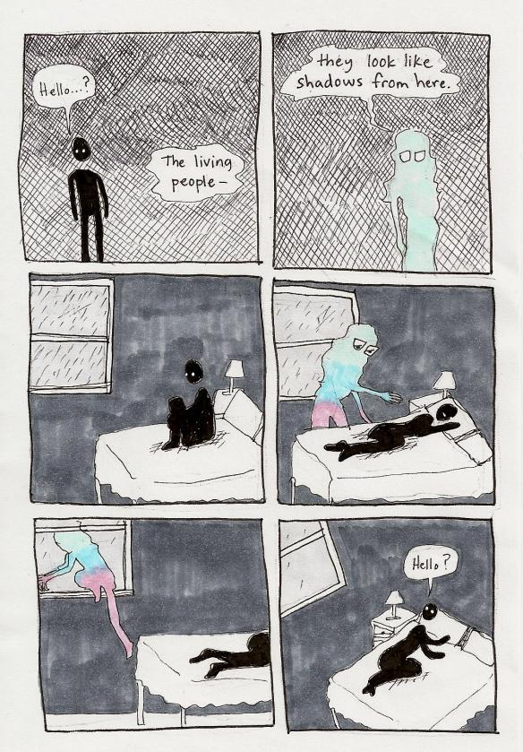 ghost girl - 8