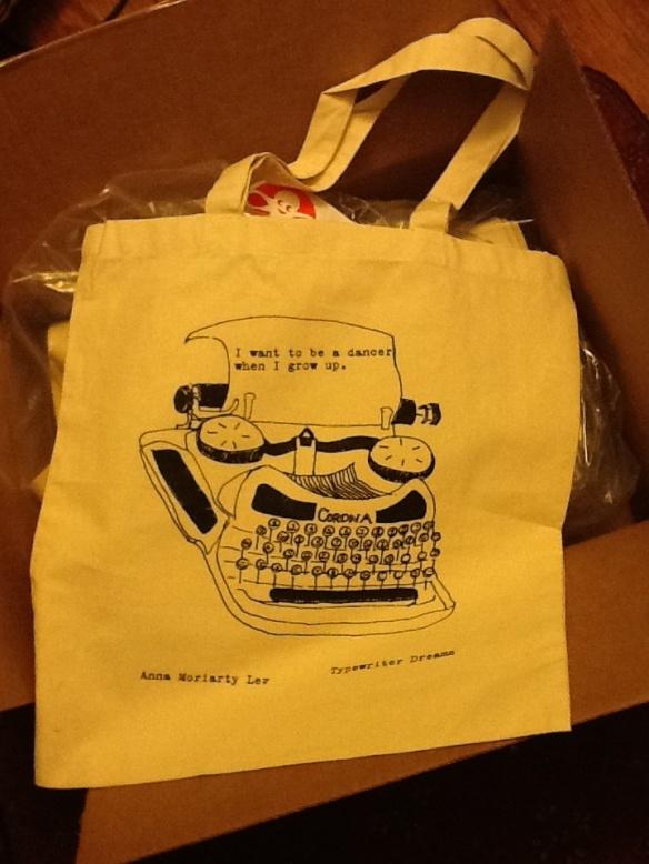 typewriter tote 2