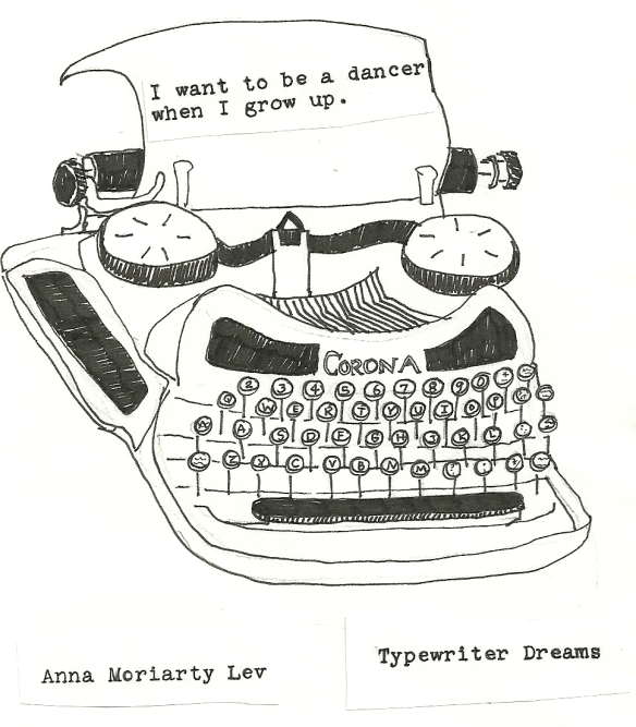 typrewriter dreams b&w2