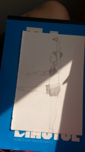 amanda dancing pencil