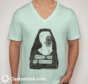 nun shirt