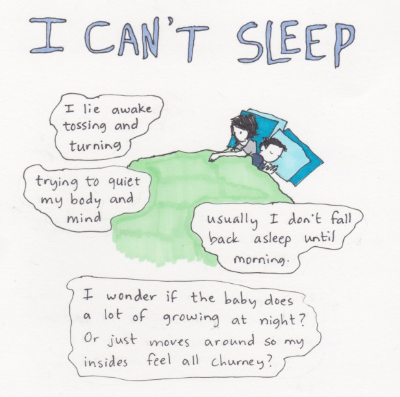 17 i cant sleep
