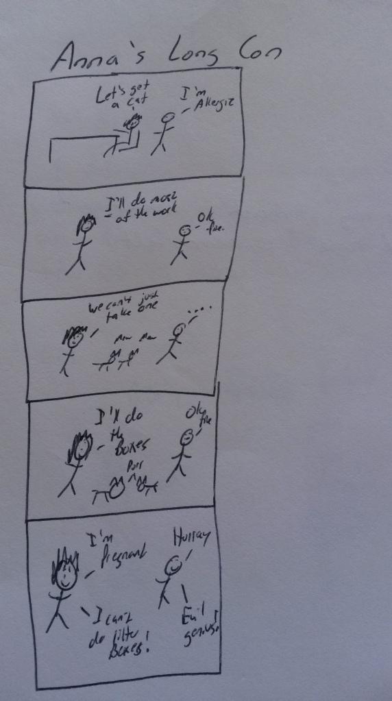greg's comic