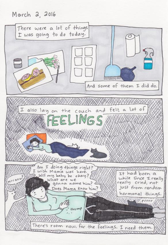 36 feeling feelings